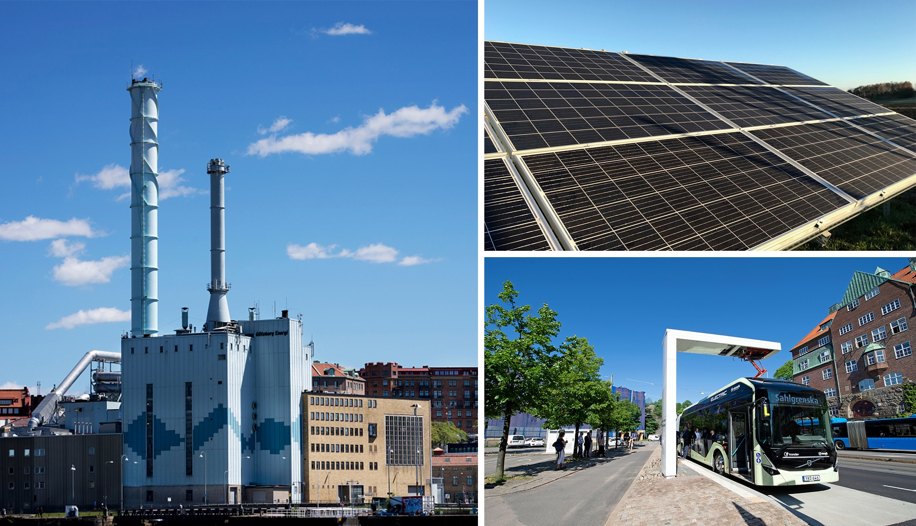 Gothenburg's energy company to be fossil free by 2025