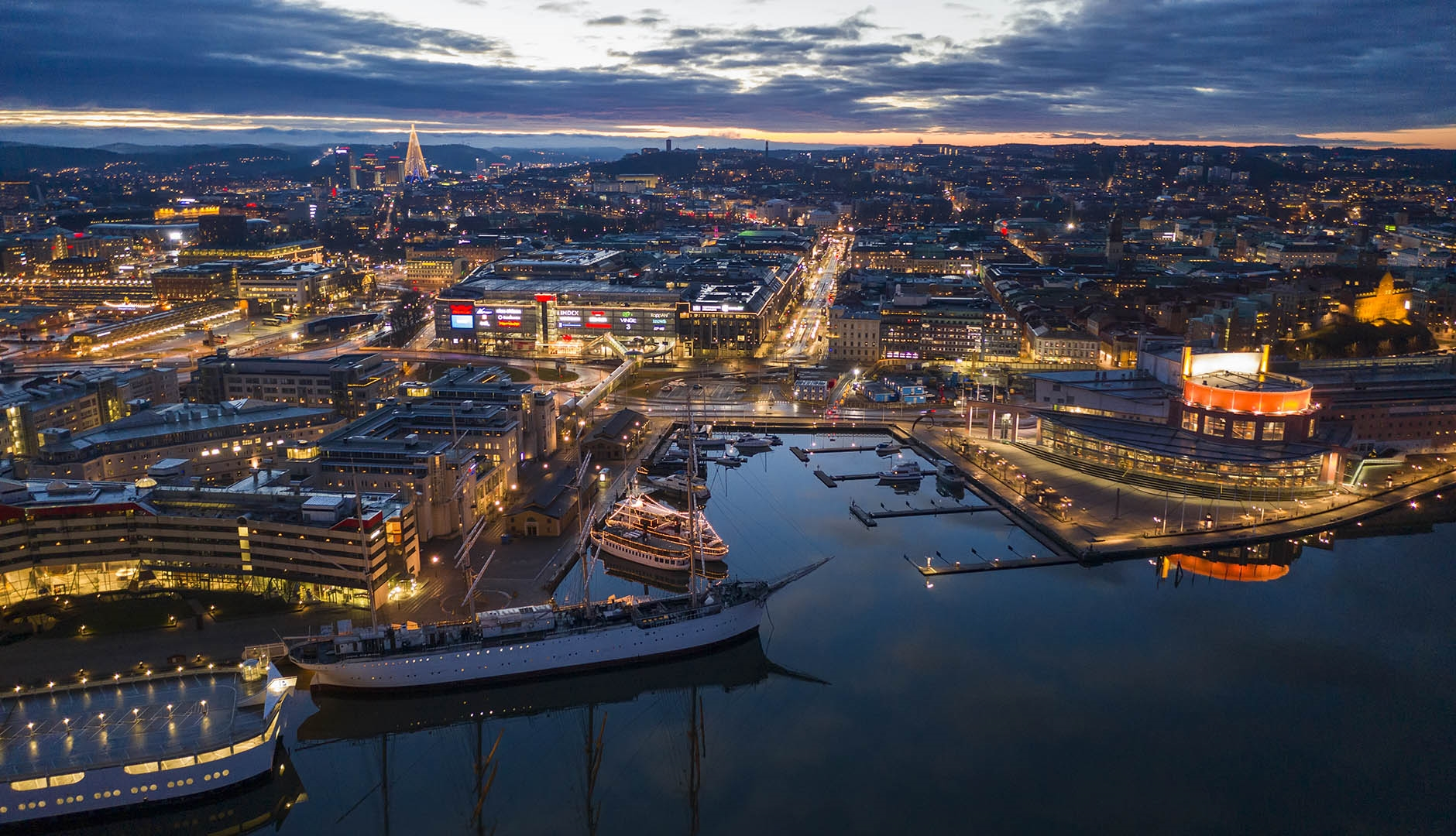 Gothenburg leads the way towards fossil-free transports of the future