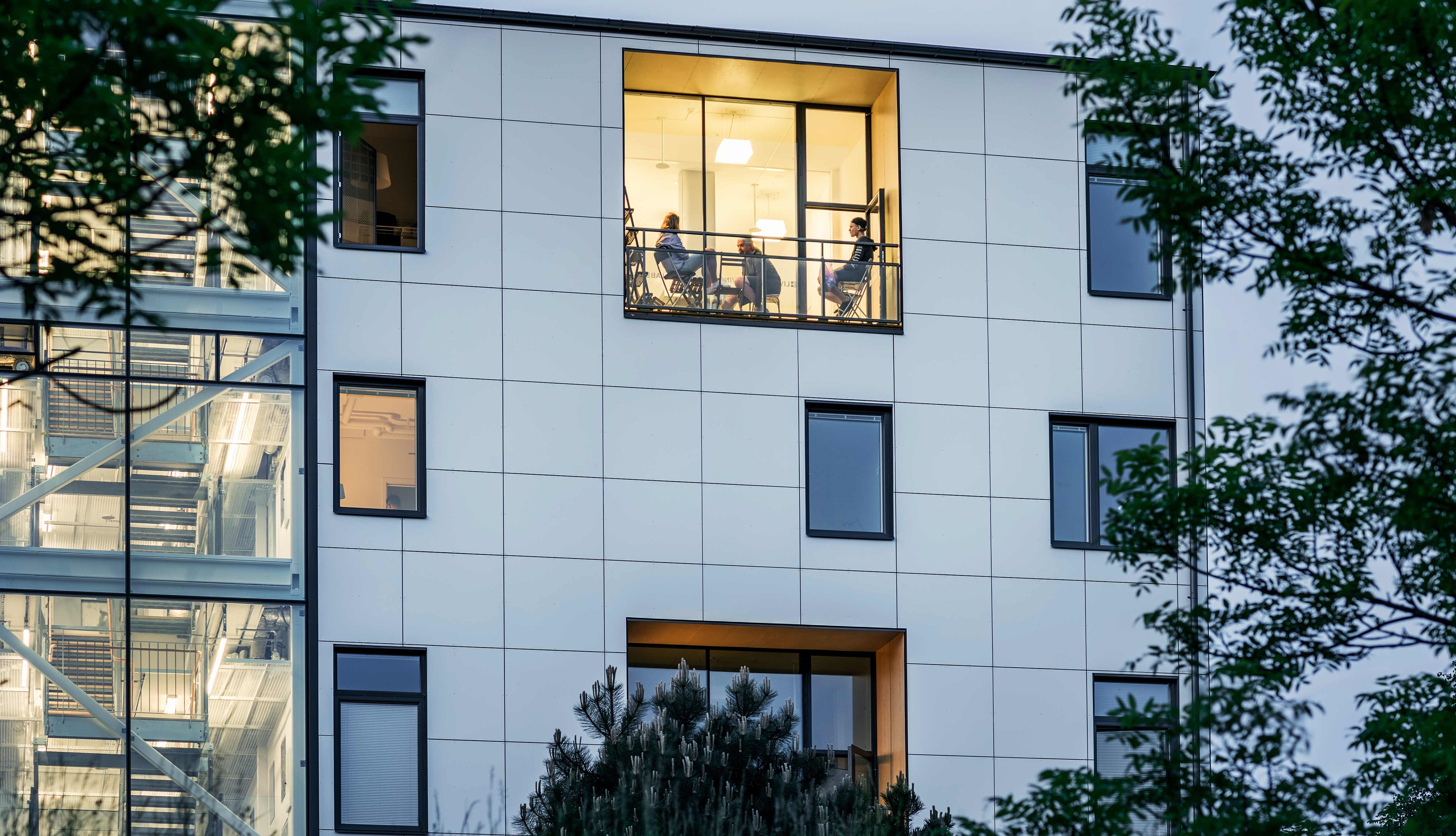 New virtual study tour showcasing innovative and energy efficient buildings in Gothenburg